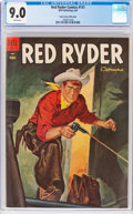 Golden Age (1938-1955):Western, Red Ryder Comics #131 Mile High Pedigree (Dell, 1954) CGC VF/NM 9.0 White pages....