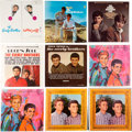 Music Memorabilia:Recordings, Everly Brothers Group of 9 Vinyl LPs. . ... (Total: 9 Items)