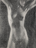 Photographs:Gelatin Silver, Ruth Bernhard (American, 1905-2006). Rice Paper, 1969. Gelatin silver, printed later. 19-1/8 x 14-1/2 inches (48.6 x 36....