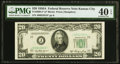 Small Size:Federal Reserve Notes, Fr. 2060-J* $20 1950A Federal Reserve Star Note. PMG Extremely Fine40 EPQ.. ...