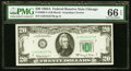 Small Size:Federal Reserve Notes, Fr. 2066-G $20 1963A Federal Reserve Note. PMG Gem Uncirculated 66EPQ.. ...