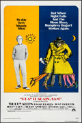 """Movie Posters:Comedy, Play It Again, Sam & Other Lot (Paramount, R-1976). Folded,Very Fine+. One Sheets (2) (27"""" X 41""""). Comedy.. ... (Total: 2Items)"""