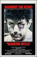 Movie Posters:Drama, Raging Bull (United Artists, 1980). Folded, Very Fine+.