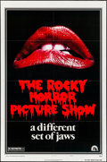 """Movie Posters:Rock and Roll, The Rocky Horror Picture Show (20th Century Fox, 1975). Folded, Very Fine+. One Sheet (27"""" X 41"""") Style A. Rock and Roll.. ..."""