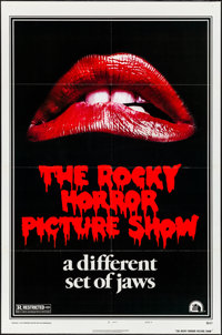 "The Rocky Horror Picture Show (20th Century Fox, 1975). Folded, Very Fine+. One Sheet (27"" X 41"") Style A. Roc..."