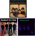 Music Memorabilia:Memorabilia, Beatles Ltd. Promo Books Group of Three (1964-66)....