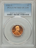 Proof Lincoln Cents, 1982-S 1C PR70 Red Deep Cameo PCGS. PCGS Population: (33). NGCCensus: (0)....