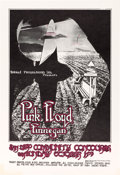 Music Memorabilia:Posters, Pink Floyd San Diego Community Concourse Concert Poster (DirectProductions, 1971)....