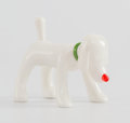 Collectible:Contemporary, Yoshitomo Nara X How2Work. Shinning Doggy White, 2015. Polymer. 2-1/2 x 3 x 3 inches (6.4 x 7.6 x 7.6 cm). Produced by H...