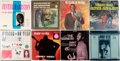 Music Memorabilia:Recordings, Group of 8 Jazz/Blues Vinyl LPs. . ... (Total: 8 Items)
