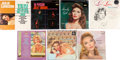 Music Memorabilia:Recordings, Julie London Group of 7 Vinyl LPs.  A collecti...