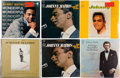 Music Memorabilia:Recordings, Johnny Mathis Group of 6 LPs.  A collection of...