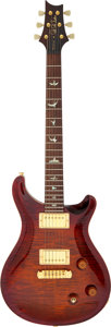 Musical Instruments:Electric Guitars, 2000 Paul Reed Smith (PRS) McCarty Cherry Sunburst Solid Body Electric Guitar, Serial # 0 44634....