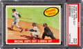 "Baseball Cards:Singles (1950-1959), 1959 Topps Stan Musial ""Musial Raps Out 3,000th Hit"" #470 PSA Mint 9...."