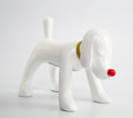 Collectible:Contemporary, Yoshitomo Nara (Japanese, b. 1959). Doggy Radio, 2011. Polymer and fiberglass stereo with FM radio, bluetooth, and USB p...