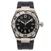Hamilton Men's Khaki Navy Automatic, New/Old Stock, H78615335
