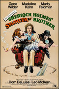Movie Posters:Comedy, The Adventure of Sherlock Holmes' Smarter Brother & Other ...