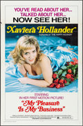 """Movie Posters:Sexploitation, My Pleasure is My Business & Other Lot (Brian DistributingCorporation, 1975). Folded, Very Fine-. One Sheets (3) (27"""" X41""""... (Total: 3 Items)"""