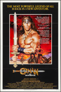 """Movie Posters:Action, Conan the Destroyer (Universal, 1984). Folded, Very Fine-. One Sheet (27"""" X 41""""). Action.. ..."""