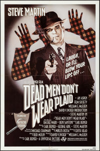"Dead Men Don't Wear Plaid & Other Lot (Universal, 1982). Folded, Very Fine. One Sheets (2) (27"" X 41""). Co..."