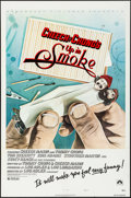 """Movie Posters:Comedy, Up in Smoke (Paramount, 1978). Folded, Very Fine-. One Sheet (27"""" X 41""""). Style B, Charles White III Artwork. Comedy.. ..."""