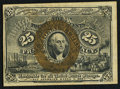 Fractional Currency:Second Issue, Fr. 1286 25¢ Second Issue Very Fine.. ...