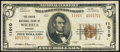 National Bank Notes:Kansas, Wichita, KS - $5 1929 Ty. 2 The Union NB Ch. # 11010 Very Fine.. ...