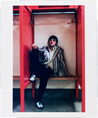 John Lennon 1966 Backstage Photo in High-Quality Limited Edition, #2 of 50