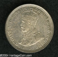 Australia: , Australia: George V Shilling 1911, KM26, AU. Lightly toned withnearly full underlying luster.. From the Professor Wayne NewmanPalme...