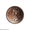 Australia: , Australia: George V Proof Halfpenny and Penny 1935, KM22 and 23,lightly toned with slight evidence of the Penny having been dippedin ... (Total: 2 coins Item)