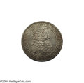 Austria: , Austria: Leopold the Hogmouth Taler 1700 Hall, KM1303.4, Dav-1003.Choice AU-UNC, lightly toned obverse and lustrous reverse, asuper...