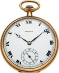 Timepieces:Pocket (post 1900), E. Howard Watch Co. 17 Jewel 12 Size. ...