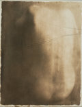 Photographs:Gelatin Silver, Alvin Booth (British, b. 1959). Untitled (Nude Back), 1995. Gelatin silver. 13 x 10 inches (33.0 x 25.4 cm). Signed, dat...