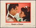 Movie Posters:Drama, East of Eden (Warner Brothers, 1955). Fine/Very Fine.