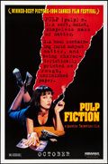 """Movie Posters:Crime, Pulp Fiction (Miramax, 1994). Rolled, Very Fine+. One Sheet (27"""" X 41"""") SS, Advance. Crime.. ..."""
