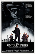 """Movie Posters:Crime, The Untouchables (Paramount, 1987). Rolled, Very Fine/Near Mint. One Sheet (27"""" X 41"""") SS. Crime.. ..."""