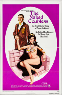"The Naked Countess & Other Lot (Crown International, 1971). Folded, Overall: Very Fine-. One Sheets (2) (27""..."
