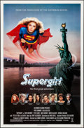"Movie Posters:Adventure, Supergirl (Tri-Star, 1984). Folded, Very Fine+. One Sheet (27"" X 41""). Adventure.. ..."