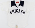 Baseball Collectibles:Uniforms, 1976 Chicago White Sox Prototype Jersey....