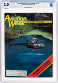 Explorers:Space Exploration, Magazines: Aviation Week & Space Technology Dated February 3, 1986, Directly From The Armstrong Family Collection™...
