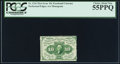 Fractional Currency:First Issue, Fr. 1241 10¢ First Issue PCGS Choice About New 55PPQ.. ...