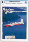 Explorers:Space Exploration, Magazines: Aviation Week & Space Technology Dated July 7, 1986, Directly From The Armstrong Family Collection™, CA...