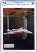 Explorers, Magazines: Aviation Week & Space Technology Dated February 19, 1979, Directly From The Armstrong Family Collection...