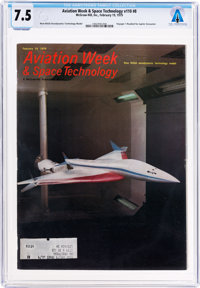 MAGAZINES: Aviation Week & Space Technology Dated February 19, 1979, Directly From The Armst
