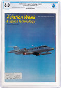 Explorers:Space Exploration, Magazines: Aviation Week & Space Technology Dated February 26, 1979, Directly From The Armstrong Family Collection...