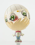 Collectible:Contemporary, Takashi Murakami (Japanese, b. 1962). Oval-kun #3, 1999. Painted cast vinyl. 4-1/2 x 3 x 3 inches (11.4 x 7.6 x 7.6 cm)...