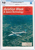 Explorers:Space Exploration, Magazines: Aviation Week & Space Technology Dated September 2, 1968, Directly From The Armstrong Family Collection...