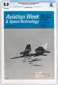 Explorers:Space Exploration, Magazines: Aviation Week & Space Technology Dated January 8, 1968, Directly From The Armstrong Family Collection™,...