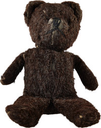 Neil Armstrong's Childhood Toy Teddy Bear Directly From The Armstrong Family Collection™, CAG Certified