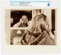 "Explorers:Space Exploration, AP Original Wirephotos: ""Buzz Puts Joan On"" July 27, 1969, Directly From The Armstrong Family Collection™, CAG Certified...."